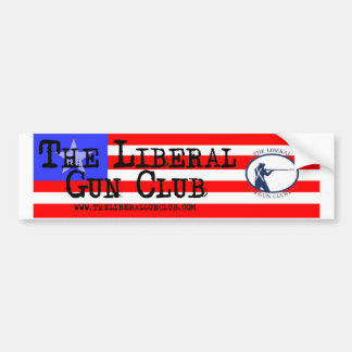Patriotic LGC bumpersticker Bumper Sticker