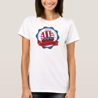 Patriotic Made in the Shade T-Shirt