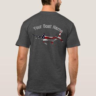 Patriotic Marlin Shirt