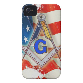 Patriotic Mason Case-Mate iPhone 4 Case