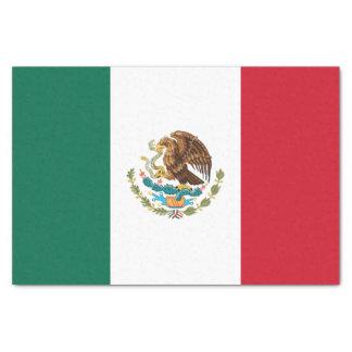 Patriotic Mexican Flag Tissue Paper