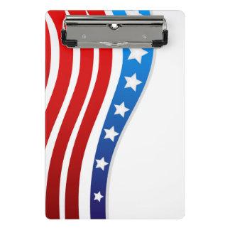 Patriotic Mini Clipboard