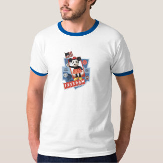 Patriotic Minnie Mouse T-Shirt