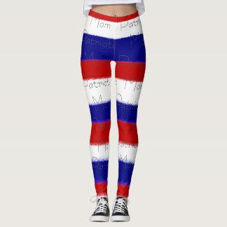 Patriotic Mom Leggings