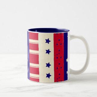 Patriotic Coffee Mugs