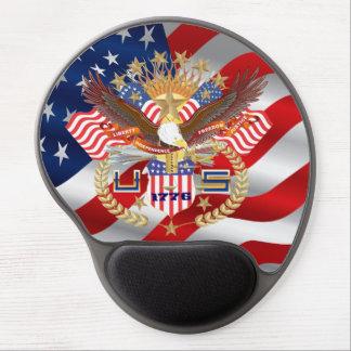 Patriotic or Veteran Gel Mouse Pad