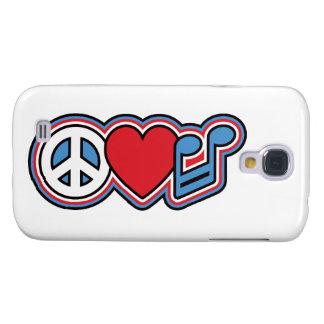 Patriotic Peace Love Music