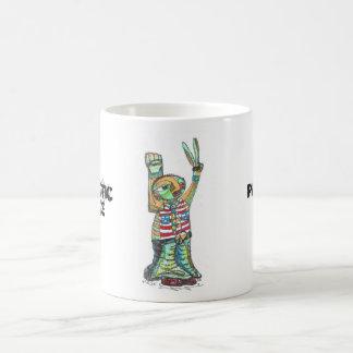Patriotic Peace Mug