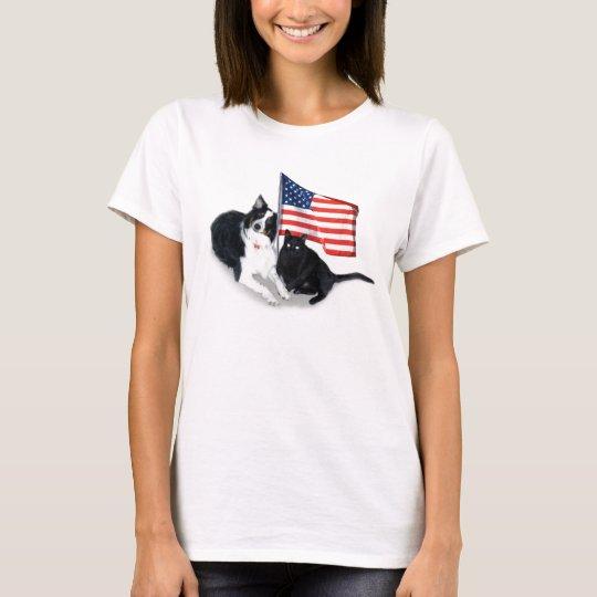 Patriotic Pets T-Shirt