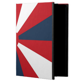 Patriotic Pinwheel Case For iPad Air