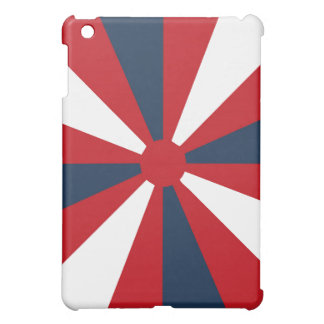 Patriotic Pinwheel iPad Mini Cover