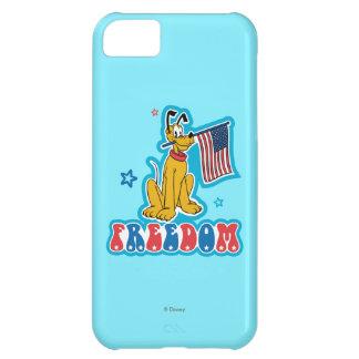 Patriotic Pluto - Freedom iPhone 5C Cover