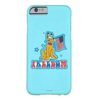 Patriotic Pluto - Freedom Barely There iPhone 6 Case
