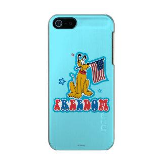 Patriotic Pluto - Freedom Incipio Feather® Shine iPhone 5 Case