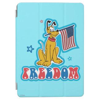 Patriotic Pluto - Freedom iPad Air Cover