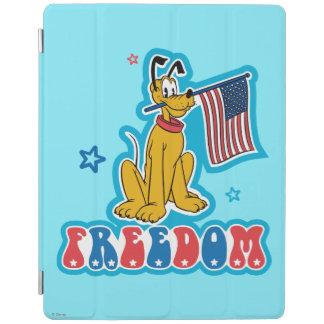 Patriotic Pluto - Freedom iPad Cover