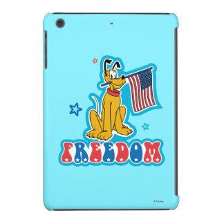 Patriotic Pluto - Freedom iPad Mini Cases