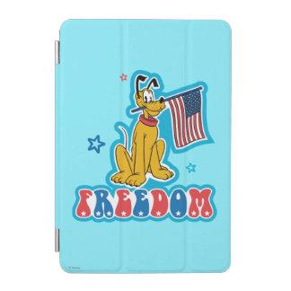 Patriotic Pluto - Freedom iPad Mini Cover