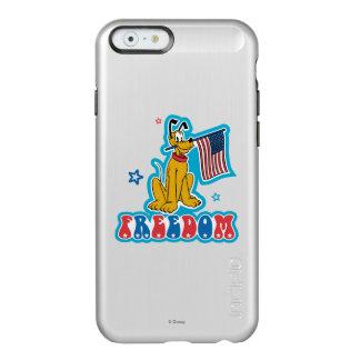 Patriotic Pluto - Freedom Incipio Feather® Shine iPhone 6 Case