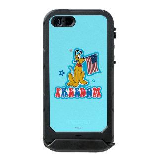 Patriotic Pluto - Freedom Incipio ATLAS ID™ iPhone 5 Case