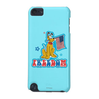 Patriotic Pluto - Freedom iPod Touch 5G Covers