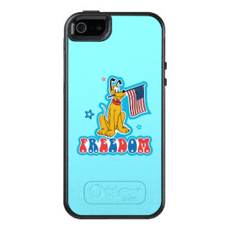 Patriotic Pluto - Freedom OtterBox iPhone 5/5s/SE Case