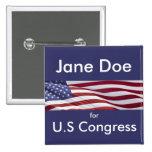 Patriotic Political Campaign