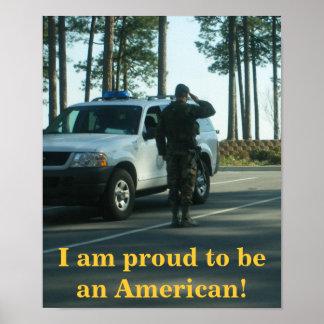 Patriotic Pride1 Poster