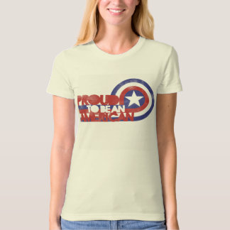 patriotic Proud to be an American 4th of July T-Shirt