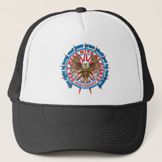Patriotic Second Amendment Trucker Hat