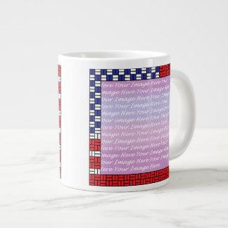 Patriotic Jumbo Mug