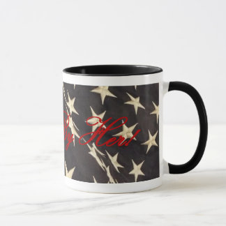 "Patriotic ""Stand By Her"" Coffee Mug"
