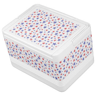 Patriotic Stars Can Cooler