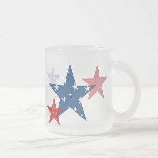 Patriotic Stars Mugs