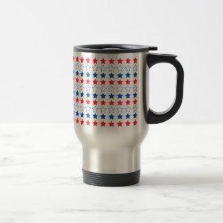 Patriotic Stars Mug