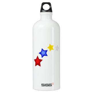 PATRIOTIC STARS SIGG TRAVELER 1.0L WATER BOTTLE