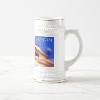 Patriotic Stein Mugs
