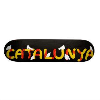 Patriotic Symbol, Catalonia freedom , Catalunya Skateboards