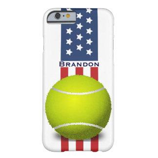 Patriotic Tennis Design iPhone 6 Case
