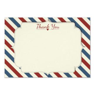 Patriotic Thank You Card