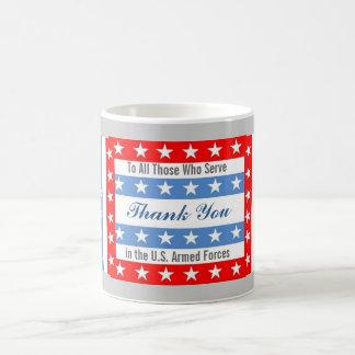 Patriotic Thank You mug