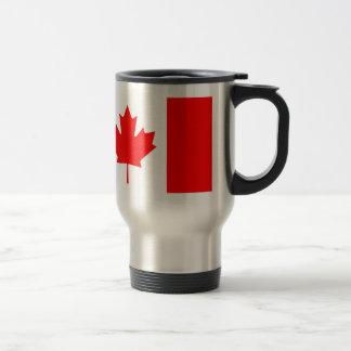 Patriotic the Canadian flag Mug