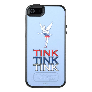 Patriotic Tinker Bell 2 OtterBox iPhone 5/5s/SE Case