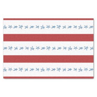 Patriotic Tissue Paper
