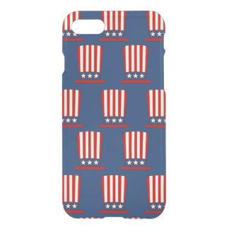 Patriotic Uncle Sam Hat iPhone 7 Case