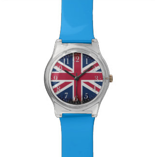 Patriotic Union Jack, UK Union Flag Watch