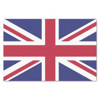 Patriotic United Kingdom Flag Tissue Paper
