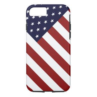 Patriotic USA Flag iPhone 7 Case