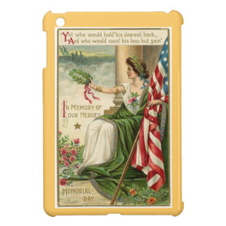 Patriotic Vintage iPad Mini Case