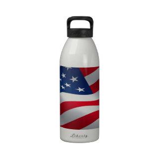 Patriotic Water Bottles